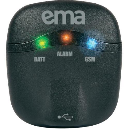 MINIALARM SAMOCHODOWY GSM Z POWIADOMIENIEM NA TELEFON EMA