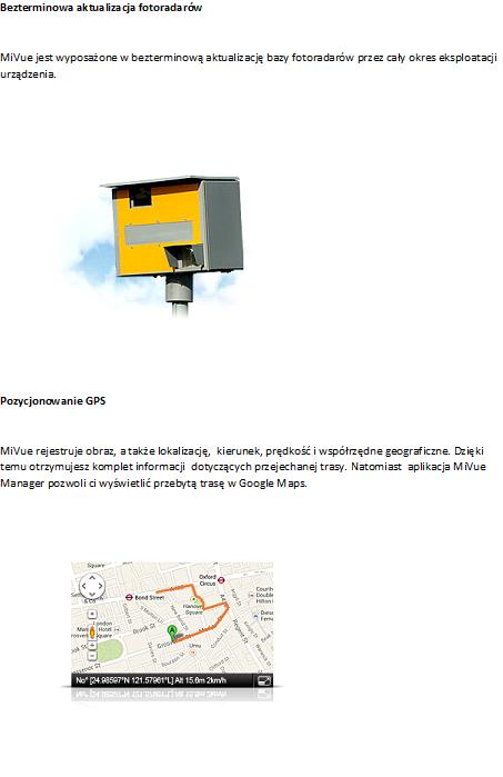 MIO 588 GPS