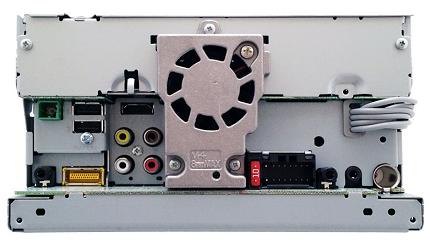 SPH-DA120 PIONEER RADIO DOTYKOWE