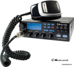 Radio CB MIDLAND Alan 48 Plus Multi B Am/Fm