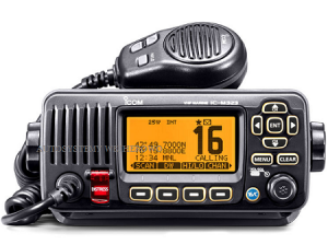 RADIO MORSKIE ICOM IC 323G Z GPS
