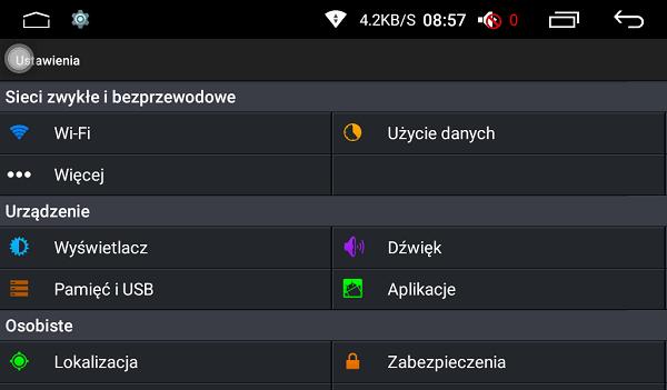 radio 2 din android evo 7701