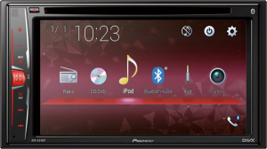 STACJA MULTIMEDIALNA PIONEER AVH-A210BT DVD USB CD AUX