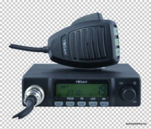 RADIO CB YOSAN CB-300 AM/FM PLUS multi UP/DOWN