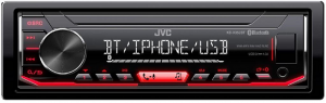RADIO SAMOCHODOWE JVC KD-X362 BT USB IPHONE IPODE ANDROID BEZ CD
