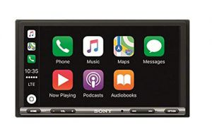 "STACJA MULTIMEDIA SONY XAV-AX3005 DAB 2-DIN USB 6,95"" Android Auto™ + Apple CarPlay USB+BT 4x55W"