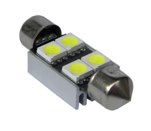 ŻARÓWKA  LED NX55 FESTOON 36 CAN