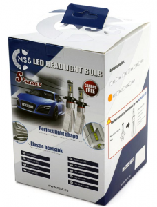 Żarówka mijania Led Headlight NSSC H11 50W S+ Series
