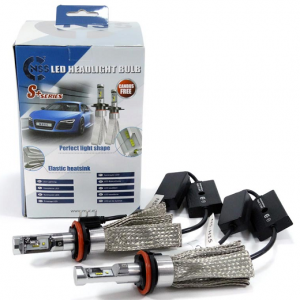 Żarówka mijania Led Headlight NSSC H15 50W S+ Series